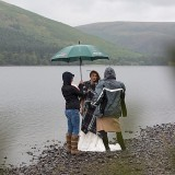 A Loch Side Styled Bridal Shoot (c) Stan Seaton Photography (2)