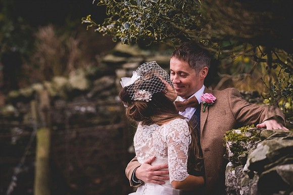 vintage class. a new year's wedding at falcon manor – sadie & lee