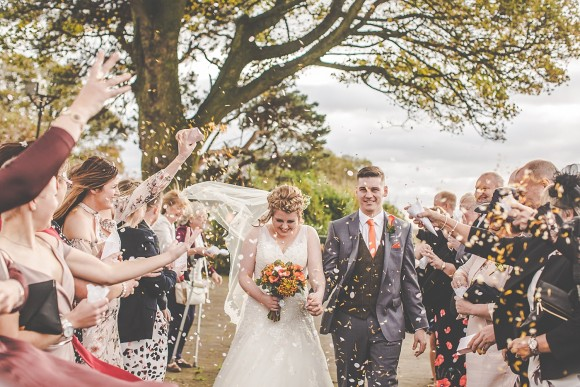 real wedding recap summer 2017: a magical bonfire night wedding at santo's higham farm – bekki & thomas