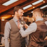 A Rustic Wedding at Owen House Barn (c) Stella Photography (35)