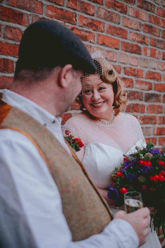 A Vintage Wedding at The Belle Epoque (c) Kate McCarthy Photography (35)