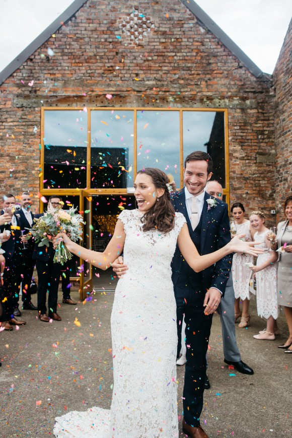real wedding recap summer 2017: maggie sottero for a rustic barn wedding in east yorkshire – jenna & andrew