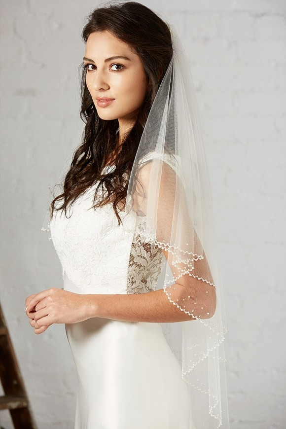 look book: charlotte balbier veil collection