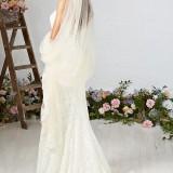 Renaissance Lace Veil