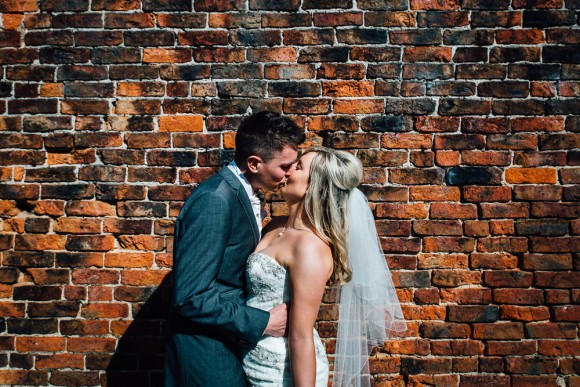 sugar rush. a contemporary wedding at de vere cranage estate, cheshire – hannah & anthony