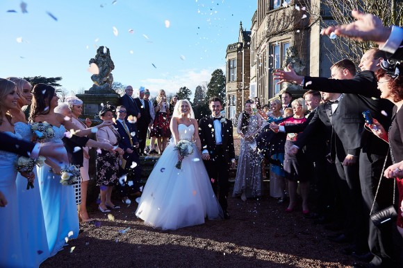 A Magical Winter Wedding at Matfen Hall (c) Philip Ryott (35)