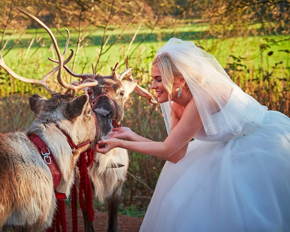 A Magical Winter Wedding at Matfen Hall (c) Philip Ryott (41)