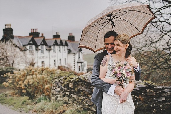 soulmates. a laidback lake district wedding at the mortal man – louise & pete