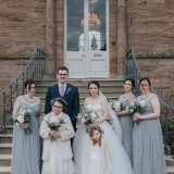 A Romantic Wedding at Newton Hall (c) Danny Birrell (35)