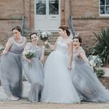 A Romantic Wedding at Newton Hall (c) Danny Birrell (38)