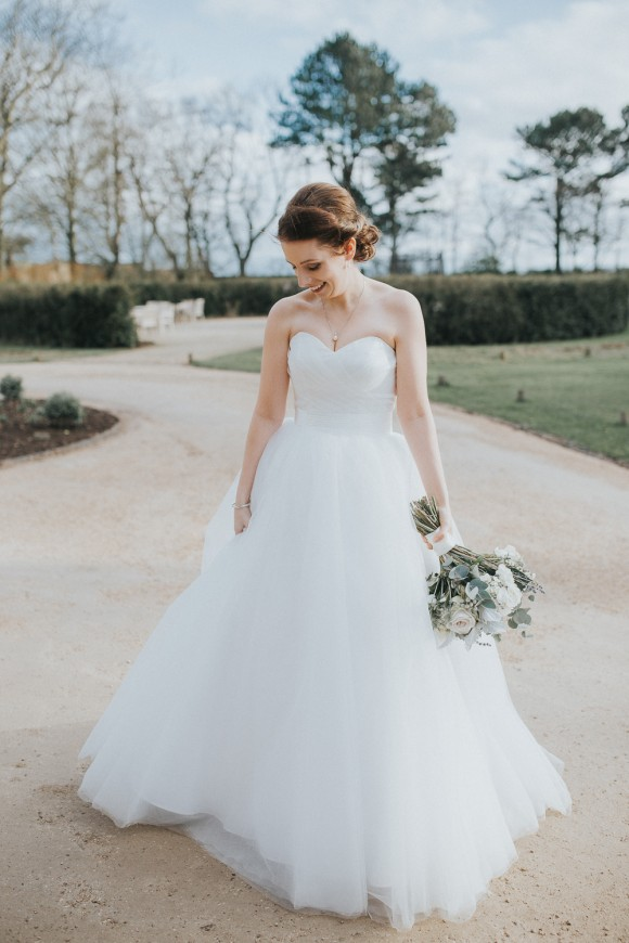 A Romantic Wedding at Newton Hall (c) Danny Birrell (43)