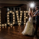 A Rose Gold Winter Wedding in Cheshire (c) Lee Brown Photography (104)