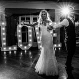 A Rose Gold Winter Wedding in Cheshire (c) Lee Brown Photography (105)