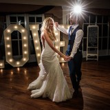 A Rose Gold Winter Wedding in Cheshire (c) Lee Brown Photography (107)