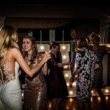 A Rose Gold Winter Wedding in Cheshire (c) Lee Brown Photography (120)