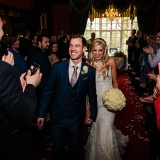 A Rose Gold Winter Wedding in Cheshire (c) Lee Brown Photography (49)