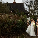 A Rose Gold Winter Wedding in Cheshire (c) Lee Brown Photography (52)
