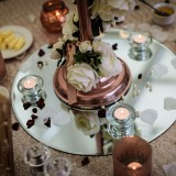 A Rose Gold Winter Wedding in Cheshire (c) Lee Brown Photography (81)