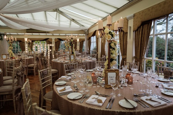 A Rose Gold Winter Wedding in Cheshire (c) Lee Brown Photography (82)