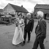 A Rustic Wedding in Staffordshire (c) Deborah Stone Photography (20)
