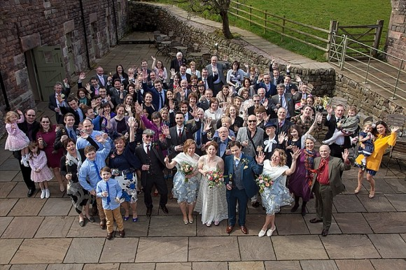 A Rustic Wedding in Staffordshire (c) Deborah Stone Photography (30)