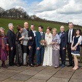 A Rustic Wedding in Staffordshire (c) Deborah Stone Photography (31)