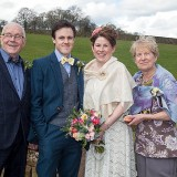 A Rustic Wedding in Staffordshire (c) Deborah Stone Photography (32)