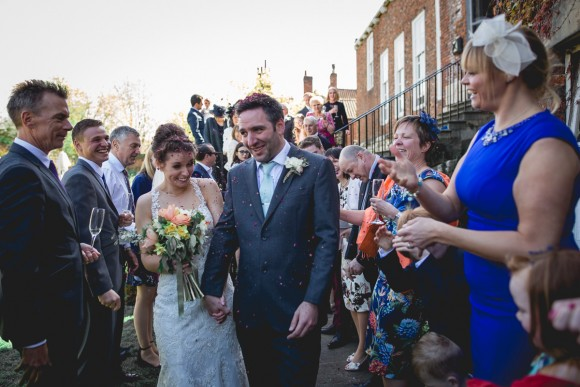 eggstra special. a spring wedding at grays court hotel, york –  christine & christopher