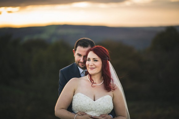 sunny side up. alfred angelo for an autumn wedding at whirlowbrook hall – catherine & frazer