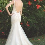 Casablanca Buttercup gown