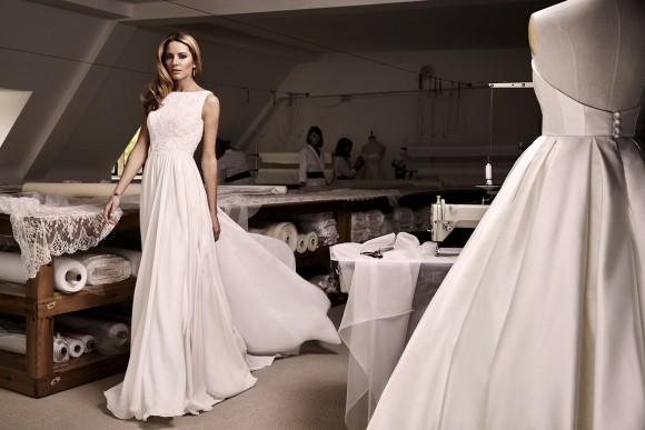 may your designer dress dreams come true: caroline castigliano exclusive sample sale