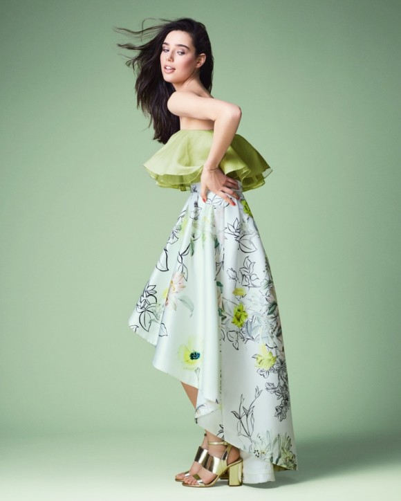 Lead image - skirt & top from Coast