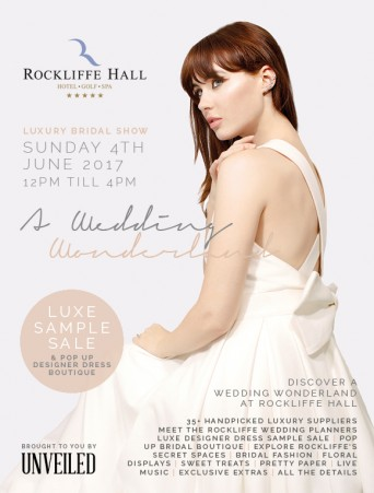 Rockliffe Hall Wedding Fair