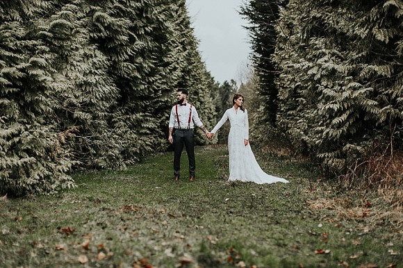 still nature. raw elements & texture for a romantic wedding styled shoot in north yorkshire