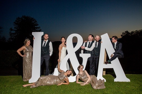 A Gatsby Inspired Wedding in The Lakes (c) Kelly Cotter Photography (63)