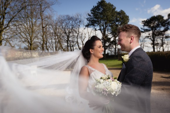 written in the stars. a stylish wedding at newton hall – anna & ryan