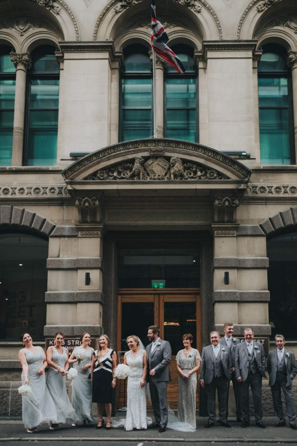 A Chic City Wedding at King Street Townhouse (c) Kate McCarty Photography (21)