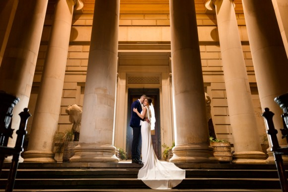 invisible kisses. a glamorous, gatsby-inspired winter wedding in manchester – rebecca & james