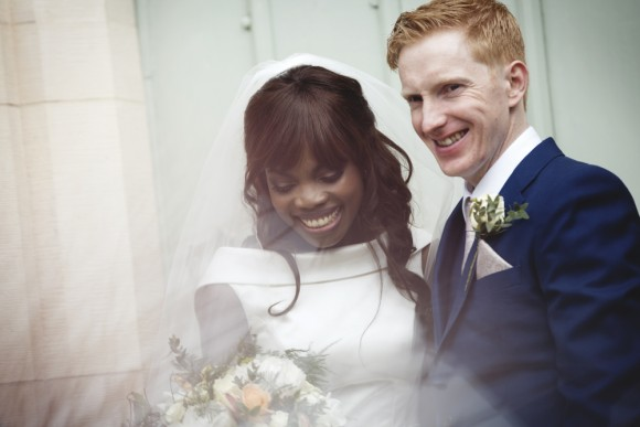 happy heritage. alan hannah for an elegant wedding at the hospitium, york –  adwoa & jonny
