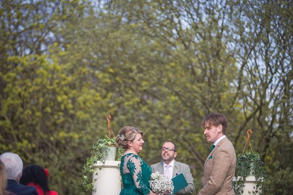 A Gorgeous Green Wedding (c) S R Taylor Photography (31)