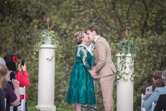 A Gorgeous Green Wedding (c) S R Taylor Photography (39)