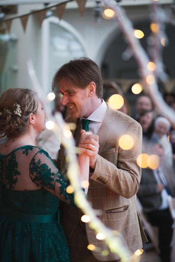 A Gorgeous Green Wedding (c) S R Taylor Photography (75)