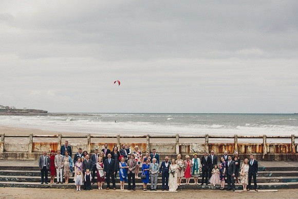 A Natural Wedding in Tynemouth (The Twins) (36)
