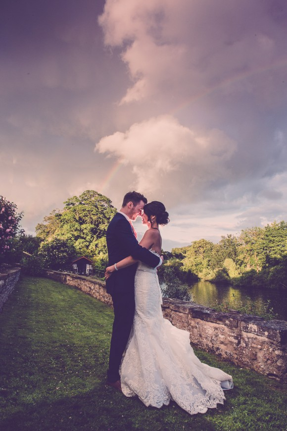 A Pretty Riverside Wedding (c) Hayley Baxter Photography (100)