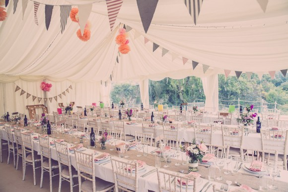 A Pretty Riverside Wedding (c) Hayley Baxter Photography (47)