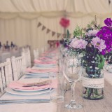 A Pretty Riverside Wedding (c) Hayley Baxter Photography (48)