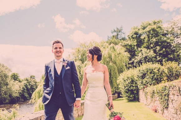 A Pretty Riverside Wedding (c) Hayley Baxter Photography (58)