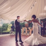 A Pretty Riverside Wedding (c) Hayley Baxter Photography (99)