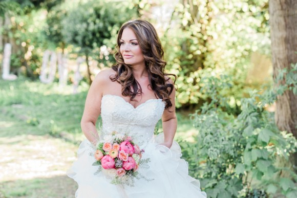 natural beauty: a styled bridal shoot in west cumbria