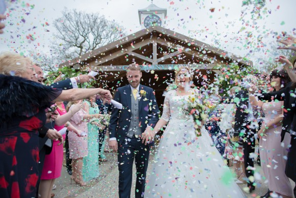 pastel fantastical. a spring wedding at colshaw hall, cheshire –  kate & danny